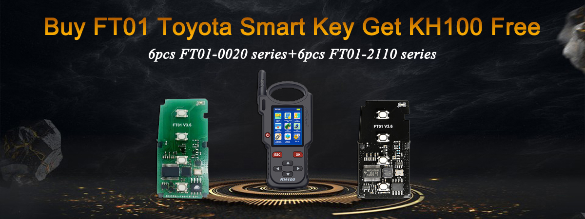 Lonsdor FT01 Series Toyota Smart Key