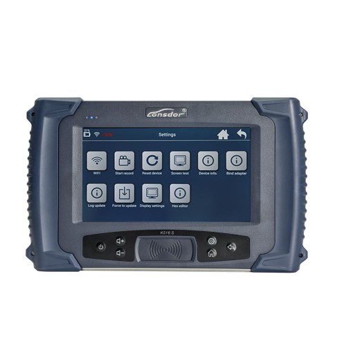 [US/UK Ship] LONSDOR K518S Key Programmer Support Toyota All Key Lost with 18 Months Free Update Online