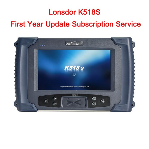 First Year Update Subscription for Lonsdor K518S After 6-Month Free Use