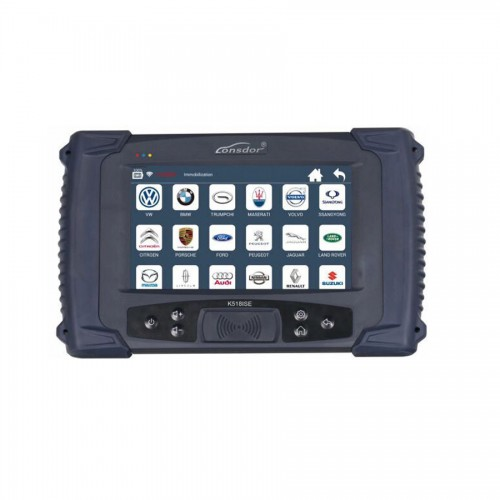 Lonsdor K518ISE Key Programmer Plus SKE-IT Smart Key Emulator 4 in 1 set