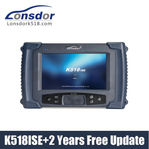 [US/UK Ship] LONSDOR K518ISE Key Programmer  Plus 2 Years Update Subscription