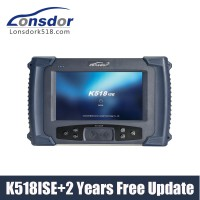 LONSDOR K518ISE Key Programmer  Plus 2 Years Update Subscription