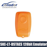 [US/UK Ship] Orange SKE-LT-DSTAES 128 Bit Smart Key Emulator for Lonsdor K518ISE Support Toyota 39H Chip All Keys Lost Offline Calculation
