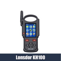 [US Ship] Lonsdor KH100 Hand-Held Remote Programmer Simulate/Generate Chip/Detect IMMO