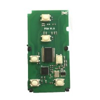 Lonsdor FT25-5380 Toyota Alphard 4D smart key PCB