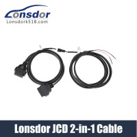 [US/UK Ship] Lonsdor JCD 2-in-1 multifunctional programming cable for Jeep/Chrysler/Dodge/Fiat/Maserati