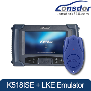 [US/UK Ship] Lonsdor K518ISE Key Programmer Plus Lonsdor LKE Smart Key Emulator 5 in 1