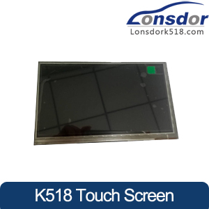 Touch Screen for Lonsdor K518ISE Key Programmer Free Shipping