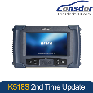 Lonsdor K518S Second Time Update Subscription of 1 Year Full Update