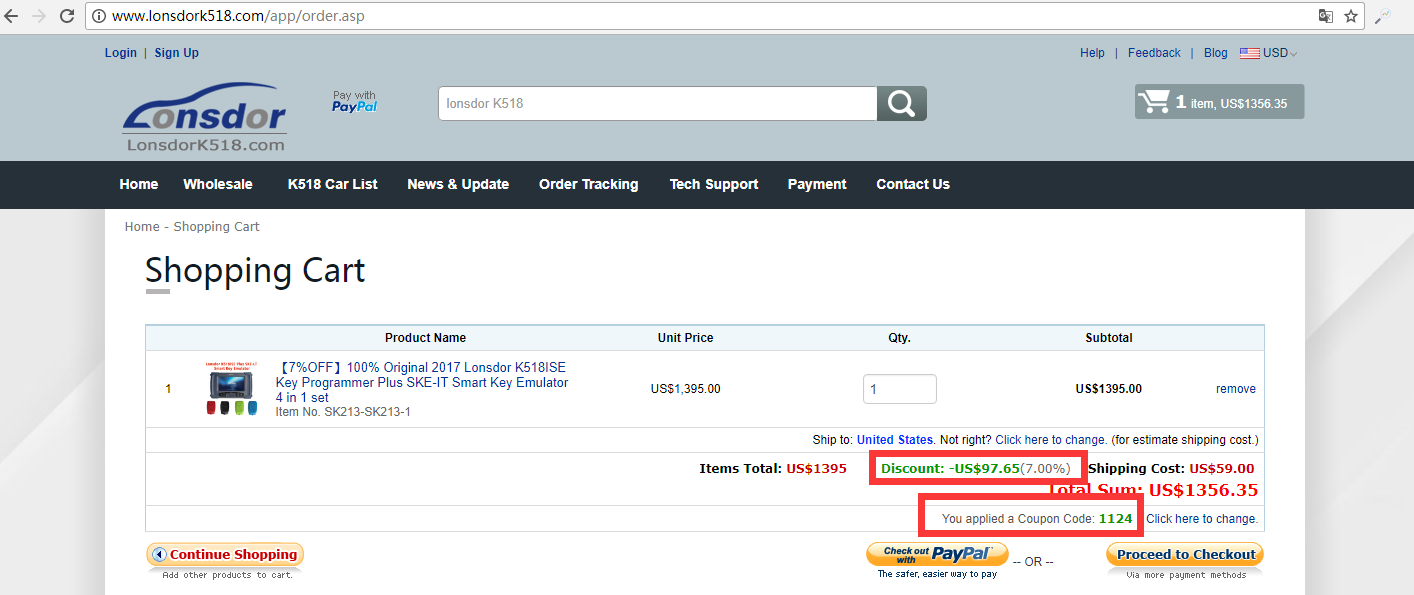 how to use coupon code on latest news update